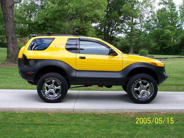 isuzu vehicross complete workshop repair manual 1999 2001