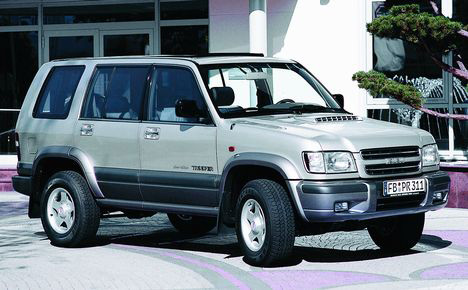 Isuzu Rodeo Abs Light - Isuzu - [Isuzu Cars Photos] 174