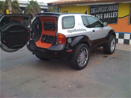 isuzu trooper aftermarket isuzu  isuzu cars photos  676